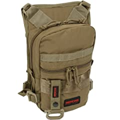 Flight Light Drop Pouch: Coyote
