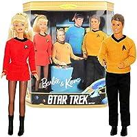 バービーBarbie & Ken Star Trek Giftset (30th Anniversary Collector Edition) [1996]  輸入品 15006