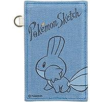 ポケモンセンターオリジナル パスケース Pokémon Sketch ミズゴロウ