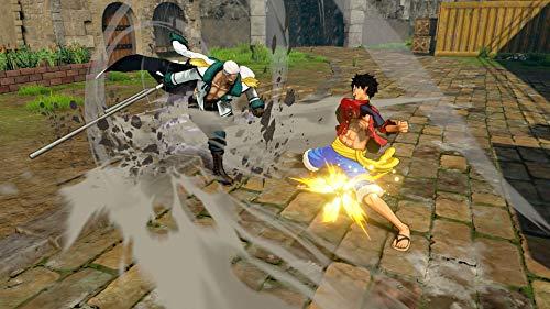 『【PS4】ONE PIECE WORLD SEEKER 【Amazon.co.jp限定】ゲーム内アイテム「スパイチョーカー:極」が先行で入手できるプロダクトコード』の5枚目の画像