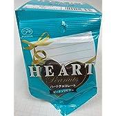不二家 HEART ハート チョコレート ピーナッツビター 1箱(10枚入)