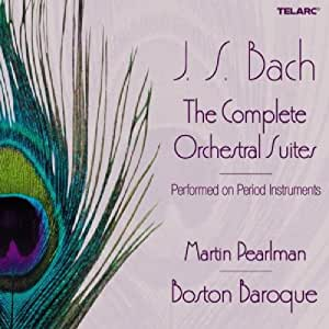 Complete Orchestral Suites (Hybr)