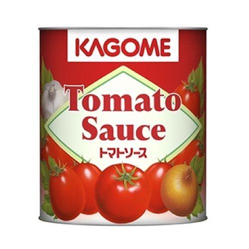 【 業務用 】 カゴメ トマトソース 2号缶 840g