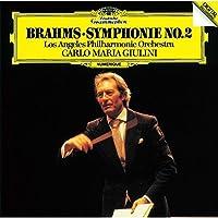 Brahms: Symphony No.2 by Carlo Maria Giulini
