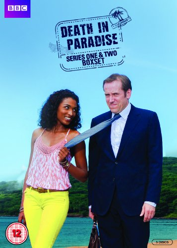 Death in Paradise-Series 1 & 2 [DVD] [Import]