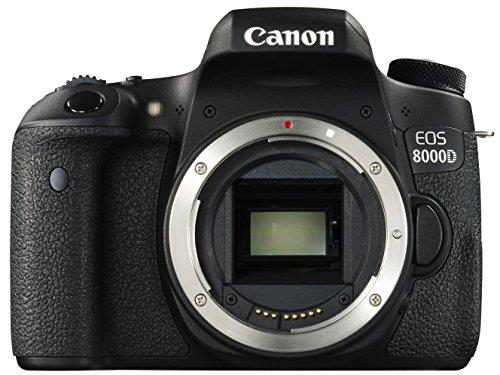 Canon デジタル一眼レフカメラ EOS 8000D ボディ 2420万画...