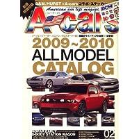A cars (アメリカン カーライフ マガジン) 2009年 02月号 [雑誌]
