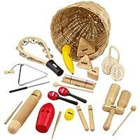 Meinl NINOSET515 Assortiment de percussions 15 pièces