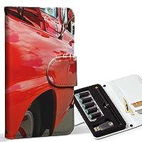 スマコレ ploom TECH プルームテック 専用 レザーケース 手帳型 タバコ ケース カバー 合皮 ケース カバー 収納 プルームケース デザイン 革 外国 車 写真 011795
