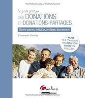 Guide pratique des donations et donations-partages