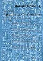 Agyptisches Worterbuch 1: Altes Reich Und Erste Zwischenzeit (Kulturgeschichte der Antiken Welt)