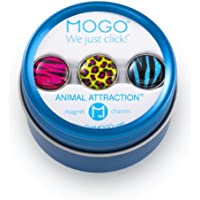 Mogo Tin Collection Animal Attraction by MOGO Design, Inc [並行輸入品]