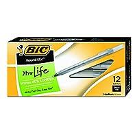 Round Stic Xtra Life Ballpoint Pen