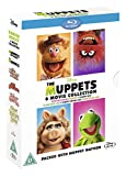 The Muppets Bumper 6 Movie Box Set [Muppets Most Wanted, The Muppets (2011), The Muppets Movie (1979), The Great Muppet 画像