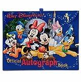 Disney(ディズニー) Official Walt Disney World Resort Autograph Book ウォルトディズニーの世界リゾート サイン帳 [並行輸入品]