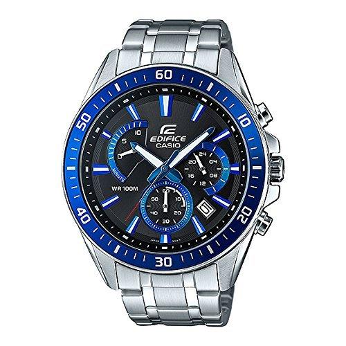 [カシオ]CASIO エディフィス EDIFICE 100m防水 クロノグラフ EFR-552D-1A2 メンズ 腕時計 [並行輸入品]