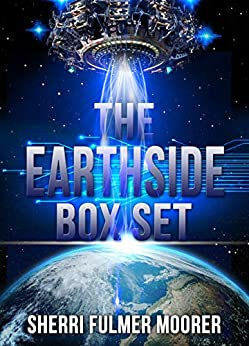 The Earthside Box Set (The Earthside Trilogy) by [Moorer, Sherri]