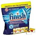 Finish Quantum Tablets Lemon 45 per Pack