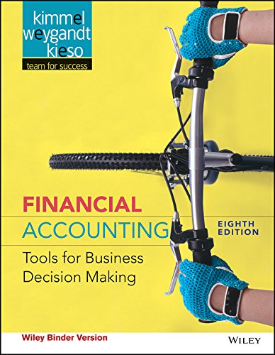 Download Financial Accounting, Binder Ready Version: Tools for Business Decision Making 1118953908