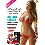 ENLARGEMENT BUST CREAM WITH SPRAY