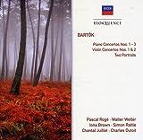 Bartok: Violin Concerto No. 1 Piano Concertos Nos.