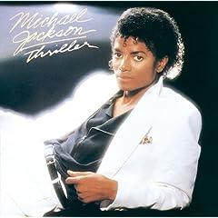 マイケル・ジャクソン_スリラー_音楽CD