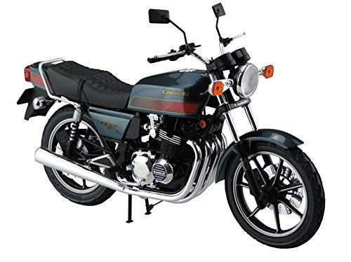 Qingdao cultural materials 1/12 motorcycle series No.46 Kawasaki Z400FX E4 model car