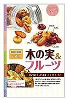 共立食品 木の実&フルーツ(トレイルミックス) 50g×10袋