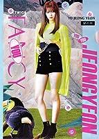 TWICE ジョンヨン (Fancy) A4サイズクリアファイル