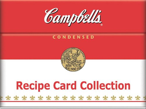 RoomClip商品情報 - Campbells Recipe Card Collection