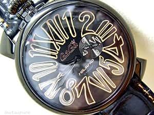 ガガミラノ GAGA MILANO 腕時計 5086.1 レザーベルト [並行輸入品]