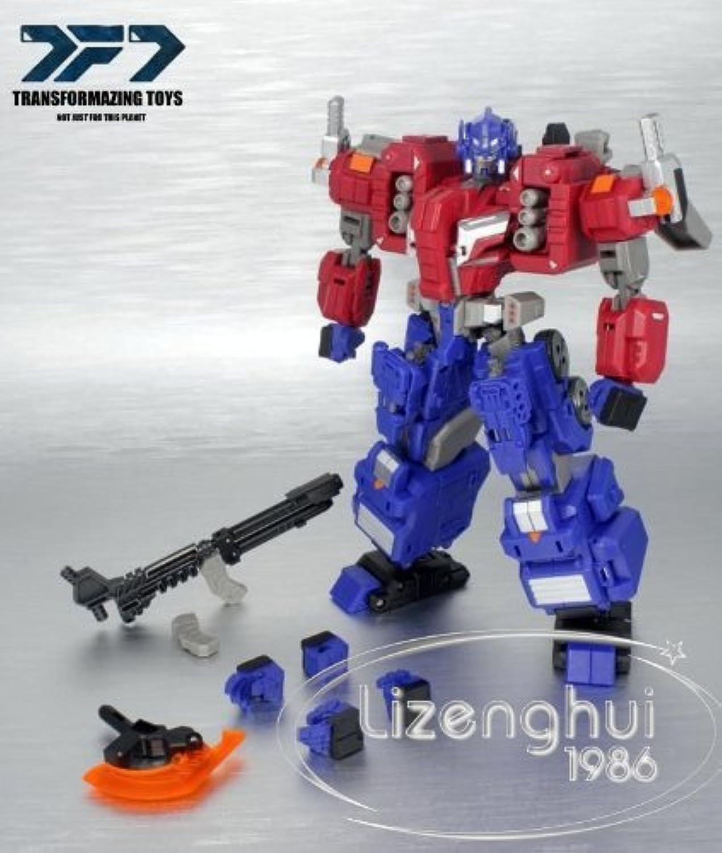 Transformers Transformazing Toys PB-02 Mekbuda Add On for FOC Optimus Prime [並行輸入品]