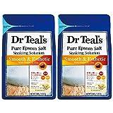 【Amazon.co.jp限定】Dr Teal's(ティールズ) フレグランスエプソムソルト ジンジャー&クレイ 入浴剤 1360g ×2個セット 1360g×2個