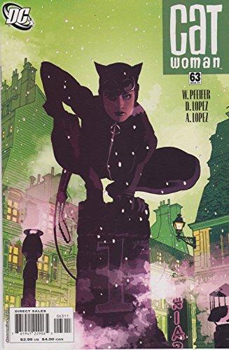 アメコミリーフ『キャットウーマン(CAT WOMAN)』#63
