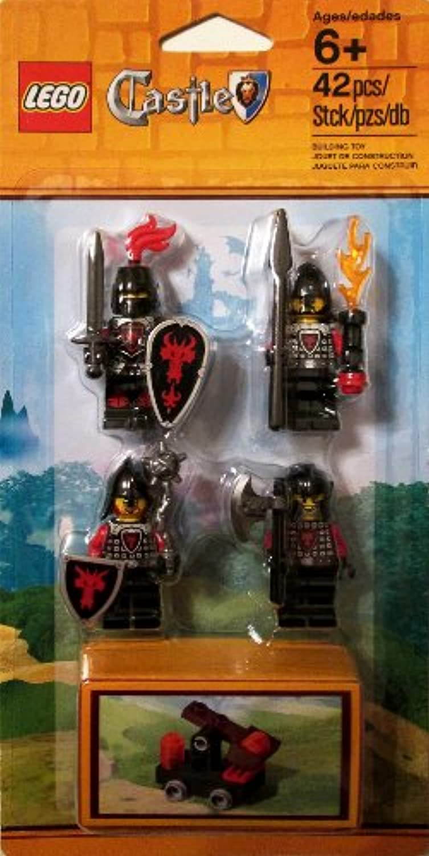 LEGO Castle レゴ キャッスル ドラゴン黒の戦士 バトルパック ミニフィグ[国内正規品]