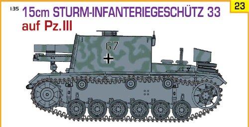 CH9123 33B突撃歩兵砲w/