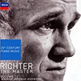 Sviatoslav Richter - The Master - 20th Century Piano Works by Sviatoslav Richter (2008-08-03)