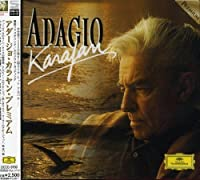 Adagio Karajan Premium by Herbert Von Karajan (2008-02-20)