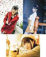 小倉唯 ポストカードC(3枚セット) 「小倉唯 LIVE TOUR『Platinum Airline☆』」