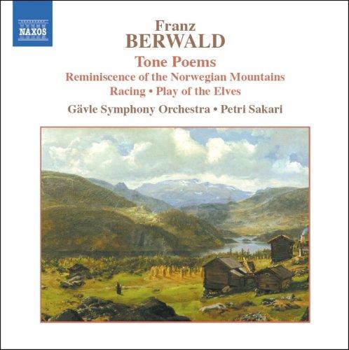 ベルワルド:交響詩集(イェヴレ響/サカリ)