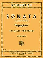 """SCHUBERT - Sonata en La menor """"Arpegione"""" para Violoncello y Piano (Rose)"""
