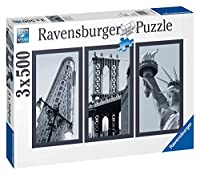 Ravensburger Impressions Of New York 500ピースパズル