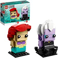 LEGO Brickheadzアリエル& Ursula 41623建物キット( 361 Piece)、マルチ