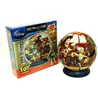 3d Puzzle - 6inch Toy story 3