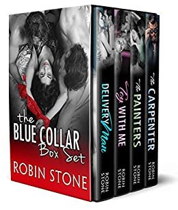 The Blue Collar Box Set by [Stone, Robin]