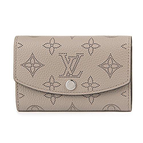 ルイヴィトン(Louis Vuitton) コインケース M64052 マヒナ グレージュ系 [並行輸入品]