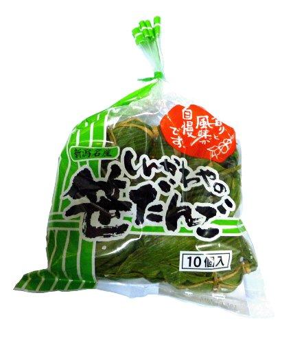 越後冷凍笹だんご袋入り (5袋 50個)
