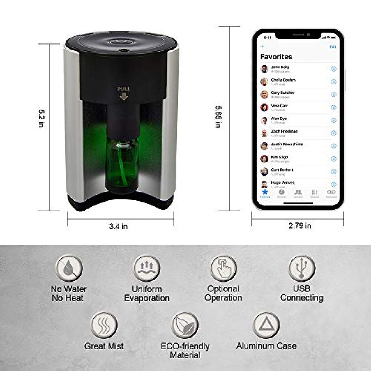 アルコールバングラデシュUSBエッセンシャルオイルアロマセラピーディフューザー、超音波アロマセラピーディフューザー、ホテルの家車のためのポータブルミニ加湿器空気リフレッシャー