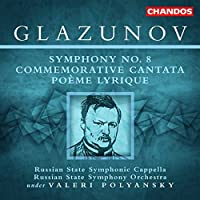 Symphony 8 Op 83 / Cantata in Memory / Lyric Poem by VARIOUS ARTISTS (2006-09-01)