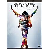 マイケル・ジャクソン THIS IS IT コレクターズ・エディション (1枚組) [SPE BEST] [DVD]